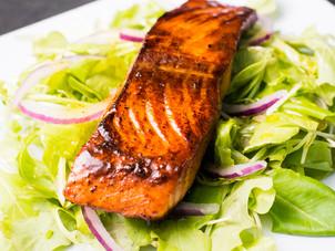 Orange Glazed Salmon Recipe