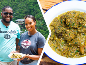 How To Make Trini Curry Duck