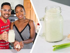 How To Make Trini Garlic Sauce