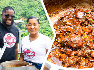 How To Make Trini Stew Chicken Liver
