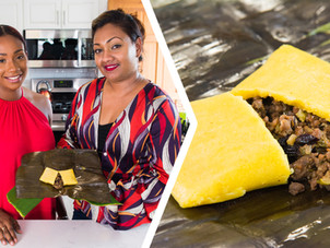 How To Make Trini Beef Pastelles