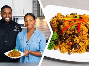 How To Make Trini Beef Pelau