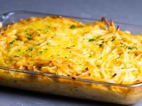 Trini Macaroni Pie Recipe by Chef Jeremy Lovell