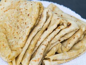 Trini Dhalpuri Roti Recipe