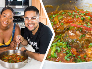 How To Make Trini Stew Fish