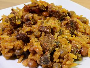 Beef Pelau Recipe