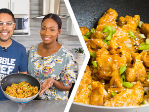 How To Make Trini-Style Sweet & Sour Chicken