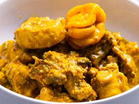 Curry Chicken Recipe by Chef Jeremy Lovell