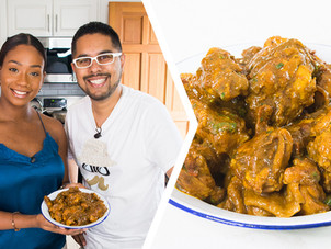 How To Make Curry Stew Chicken