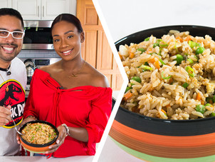 How To Make Trini Egg Fried Rice