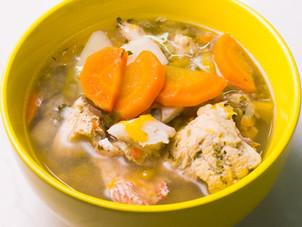 Fish Broth Recipe