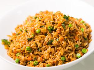 Trini Vegetable Fried Rice Recipe