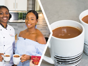 How To Make Trini Cocoa Tea/Hot Chocolate