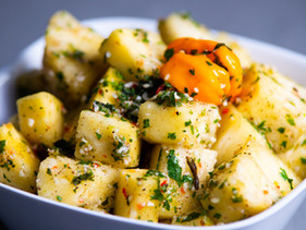 Pineapple Chow Recipe by Chef Jeremy Lovell