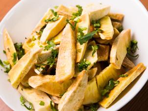 Trinbagonian Breadfruit Chips Recipe
