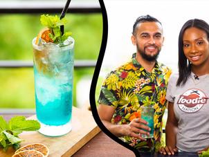 Riddim & Blues Cocktail | Wah Yuh Drinkin?