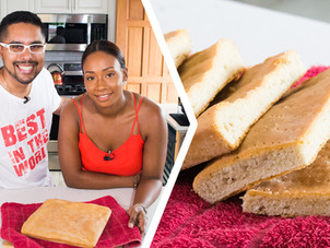 How To Make Trini Roast Bake