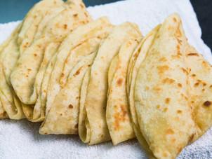 Trinbagonian Dosti Roti (2-in-1 Roti) Recipe