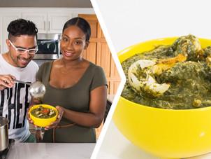 How To Make Trini Callaloo