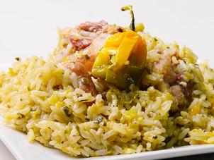 Ochro Rice Recipe
