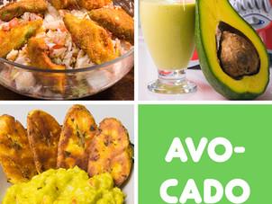 3 Easy Avocado Recipes