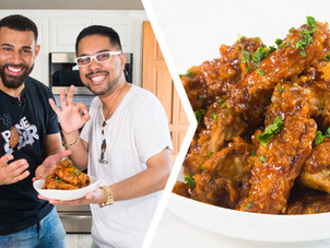 How To Make Guava BBQ Hot Wings