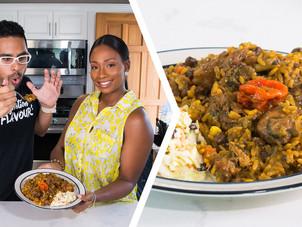 How To Make Trini Chicken Pelau