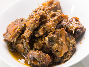 Trini Stewed Oxtails Recipe
