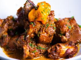 Trini Stew Chicken Recipe by Chef Jeremy Lovell