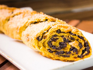 Trini Currants Roll Recipe