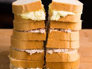 Sandwich Paste Four Ways Recipe