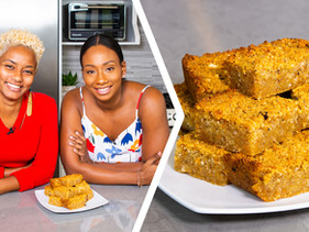 How To Make Trinbago Cassava Pone