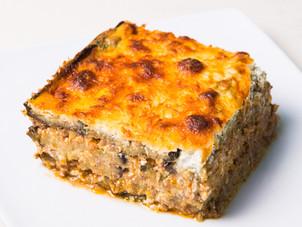 Baigan (Eggplant) Lasagna Recipe
