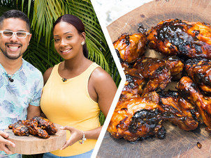 How To Make Trini BBQ Chicken