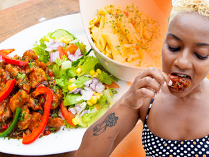Wings, Shrimp and Drinks at Anchor Bar & Grill on Mount Irvine Beach, Tobago | Foodie Finds