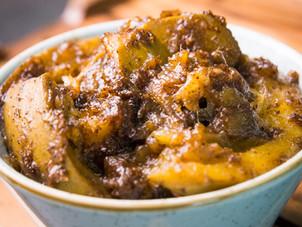 Trinidadian Mango Talkari Recipe