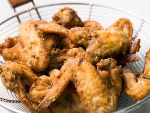 Trini Fried Chicken Wings Recipe