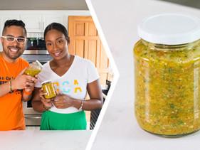 How To Make Trini Pepper Sauce