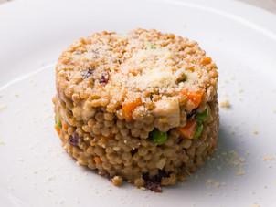 Saffron Infused Couscous Recipe