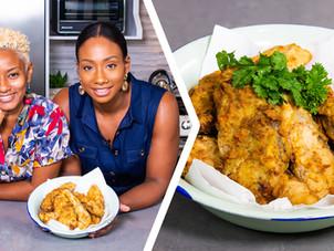 How To Make Trini Fried Fish