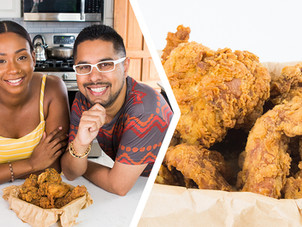 How To Make Trini Fried Chicken