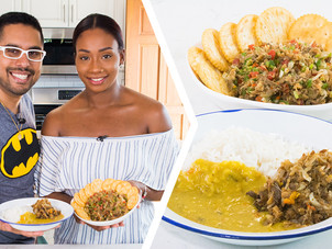 How To Prepare Smoked Herring Two Trini Ways