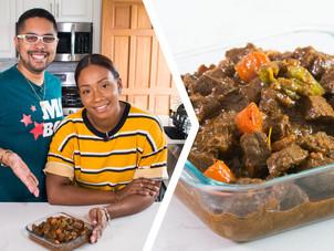 How To Make Trini Stewed Beef