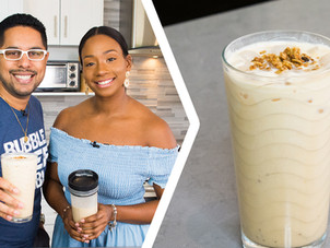 How To Make Trini Peanut Punch