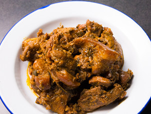 Trini Stewed Pork Recipe