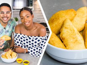 How To Make Trini Aloo (Potato) Pies