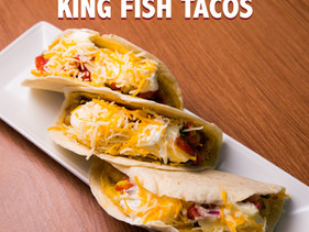 King Fish Tacos Recipe