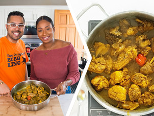 How To Make Trini Curry Chicken