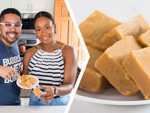 How To Make Trini Coconut Fudge