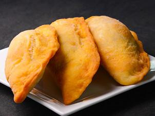 Trini Fried Pies Recipe - ALOO/BEEF/TUNA